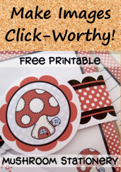 make images click worthy for pinterest users