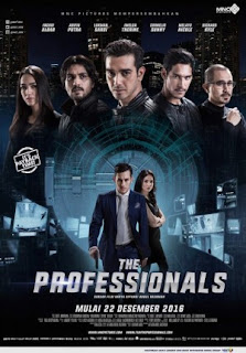 Download film The Professionals (2016) WEB-DL Gratis