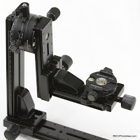 Create a Versatile Cradle Clamp for your Gimbal Head