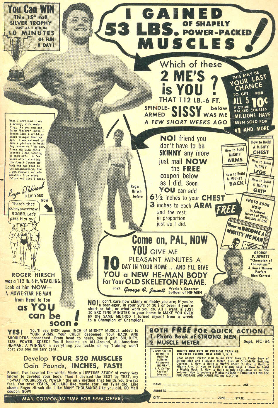 Strange Adventures (1950) issue 67 - Page 35