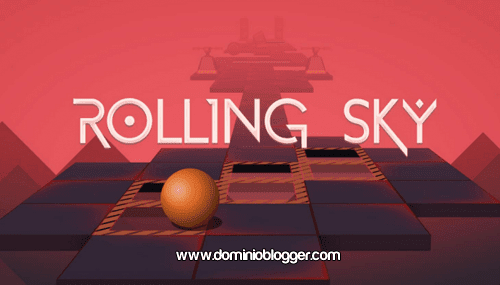 App Rolling Sky gratis para Android