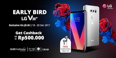 harga dan spesifikasi lg v30 indonesia