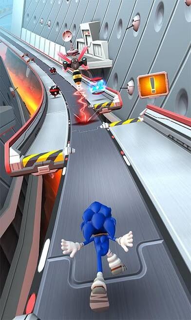 Sonic Dash 2: Sonic Boom APK MOD Anéis Infinitos 2021 v 2.7.0