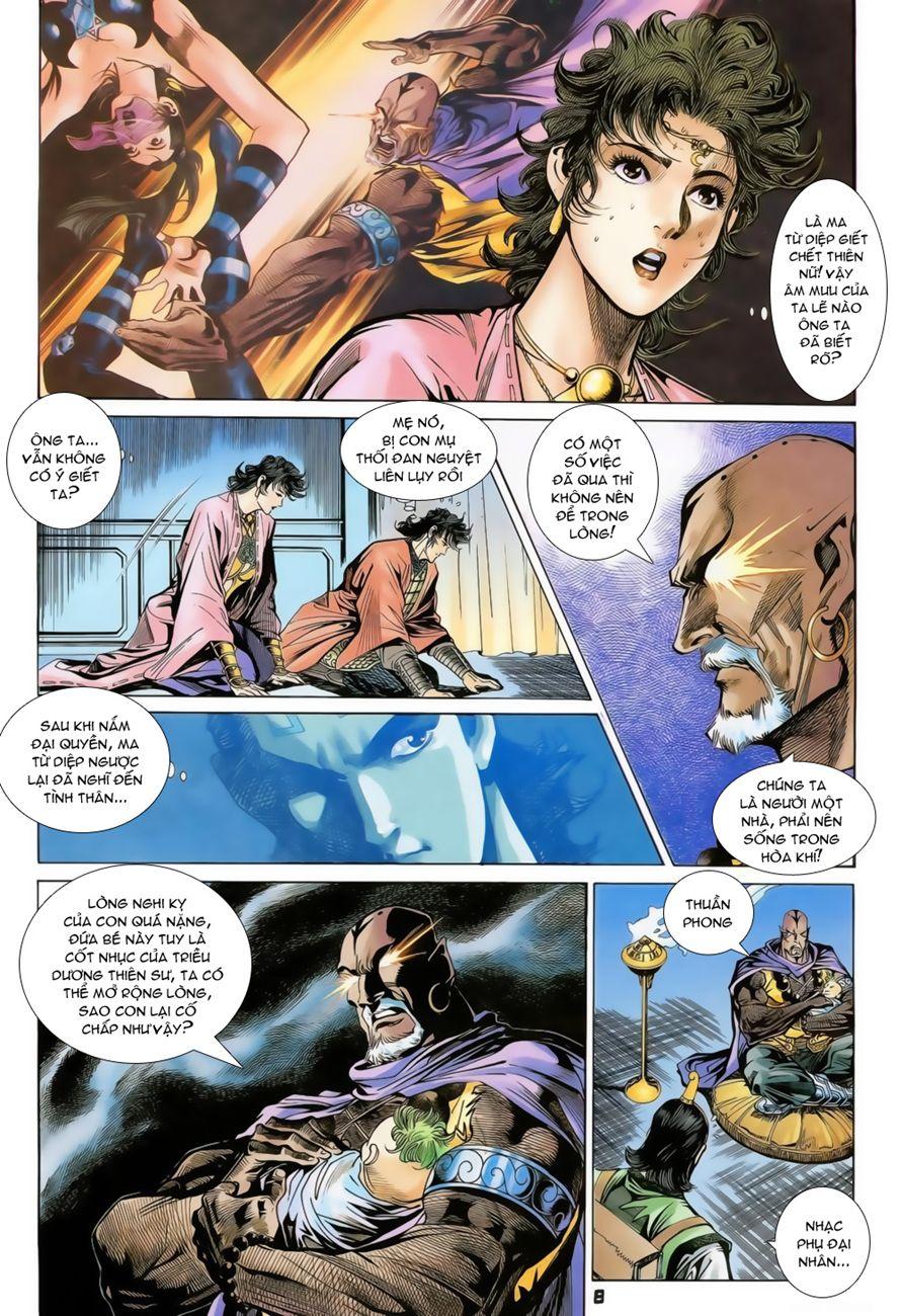 Đại Đường Uy Long chapter 73 trang 8