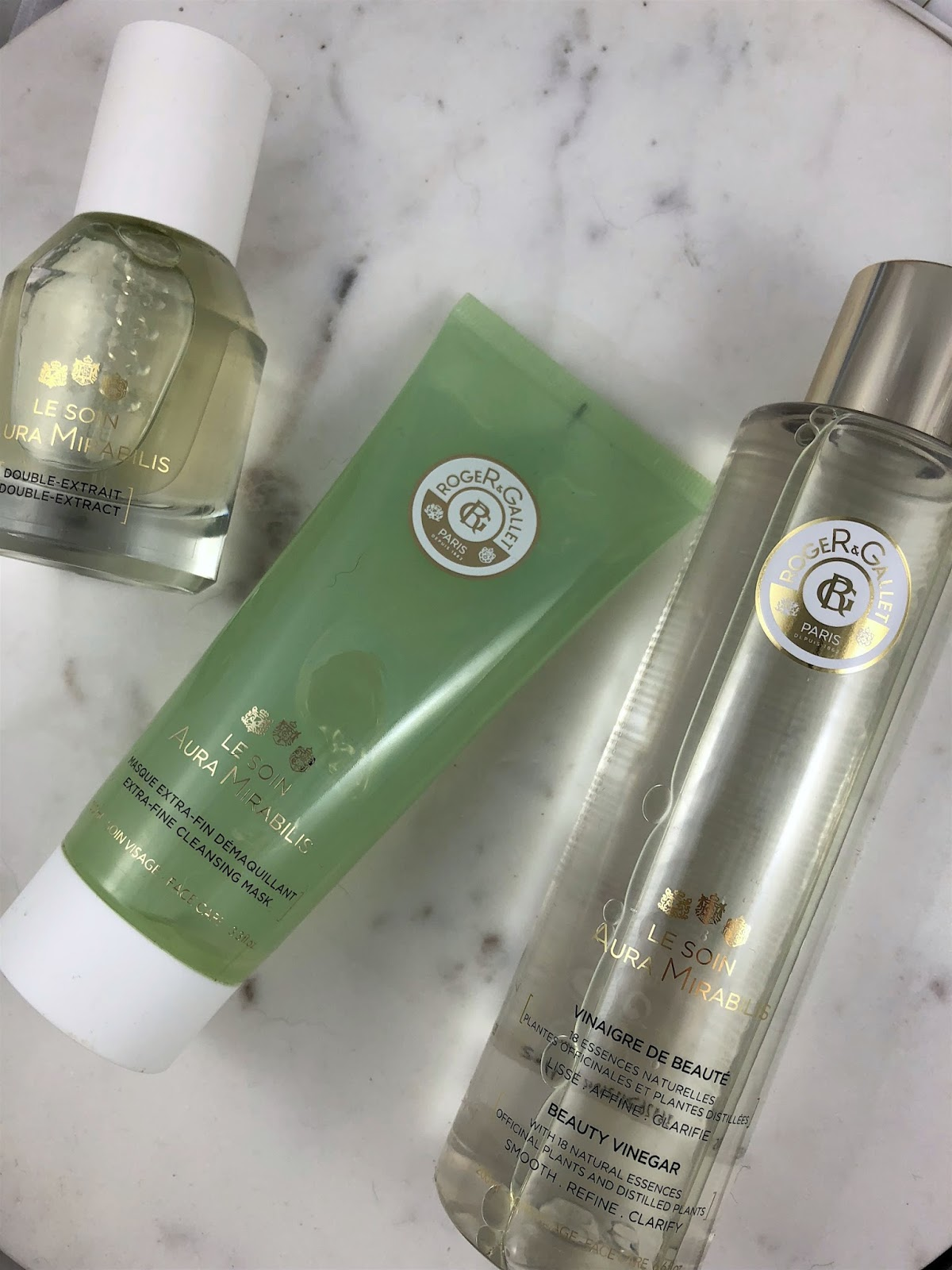 Roger and Gallet Le Soin Aura Mirabilis