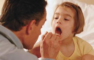 Cara Mengobati Amandel Pada Anak Secara Alami