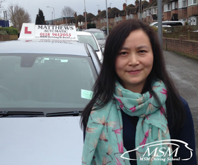 Driving Instructors Reading, Driving Lessons Reading, Driving Schools Reading, Matthews School Of Motoring, MSM Driving School