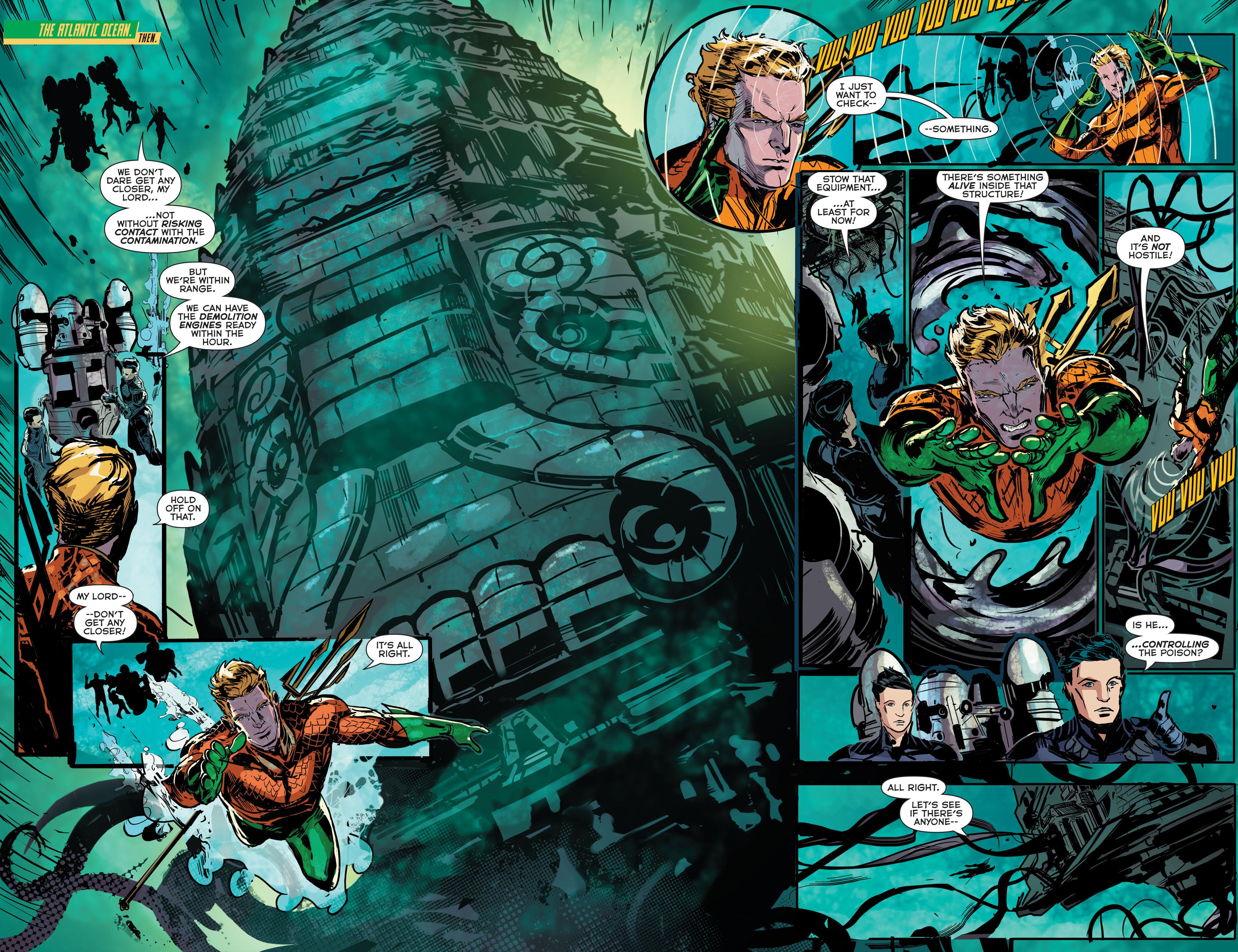 Read online Aquaman (2011) comic -  Issue #42 - 10