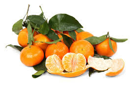 Juicy Tangerines For Better Vision