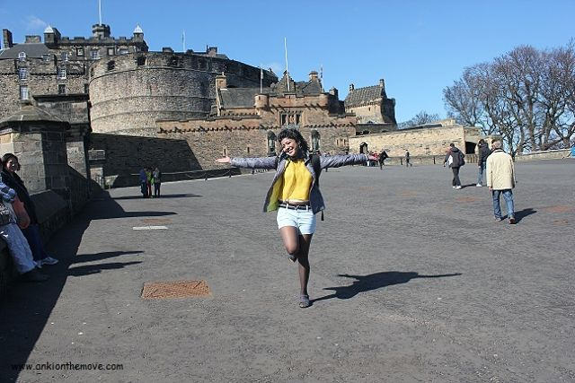 Anki On The Move: Scotland: Backpacking Edinburgh, Glasgow
