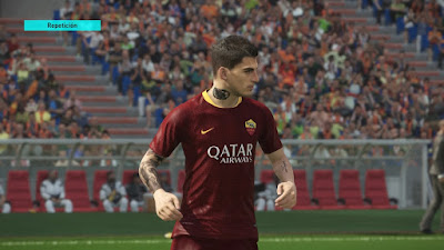 PES 2018 PS4 Patch Season 2017/2018 by Buenolacasito