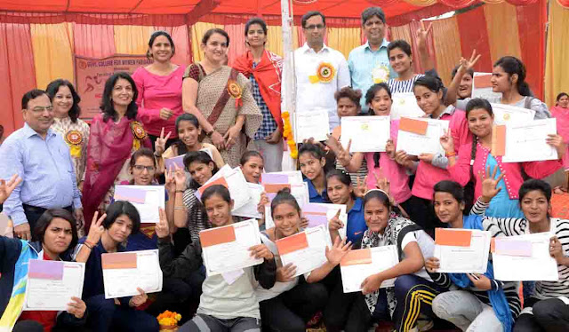 governmet-college-for-women-annual-sports-meet-faridabad