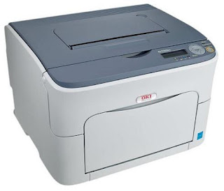 is amidst the smallest color Light Amplification by Stimulated Emission of Radiation printers inwards the marketplace OKI C130n Driver Download