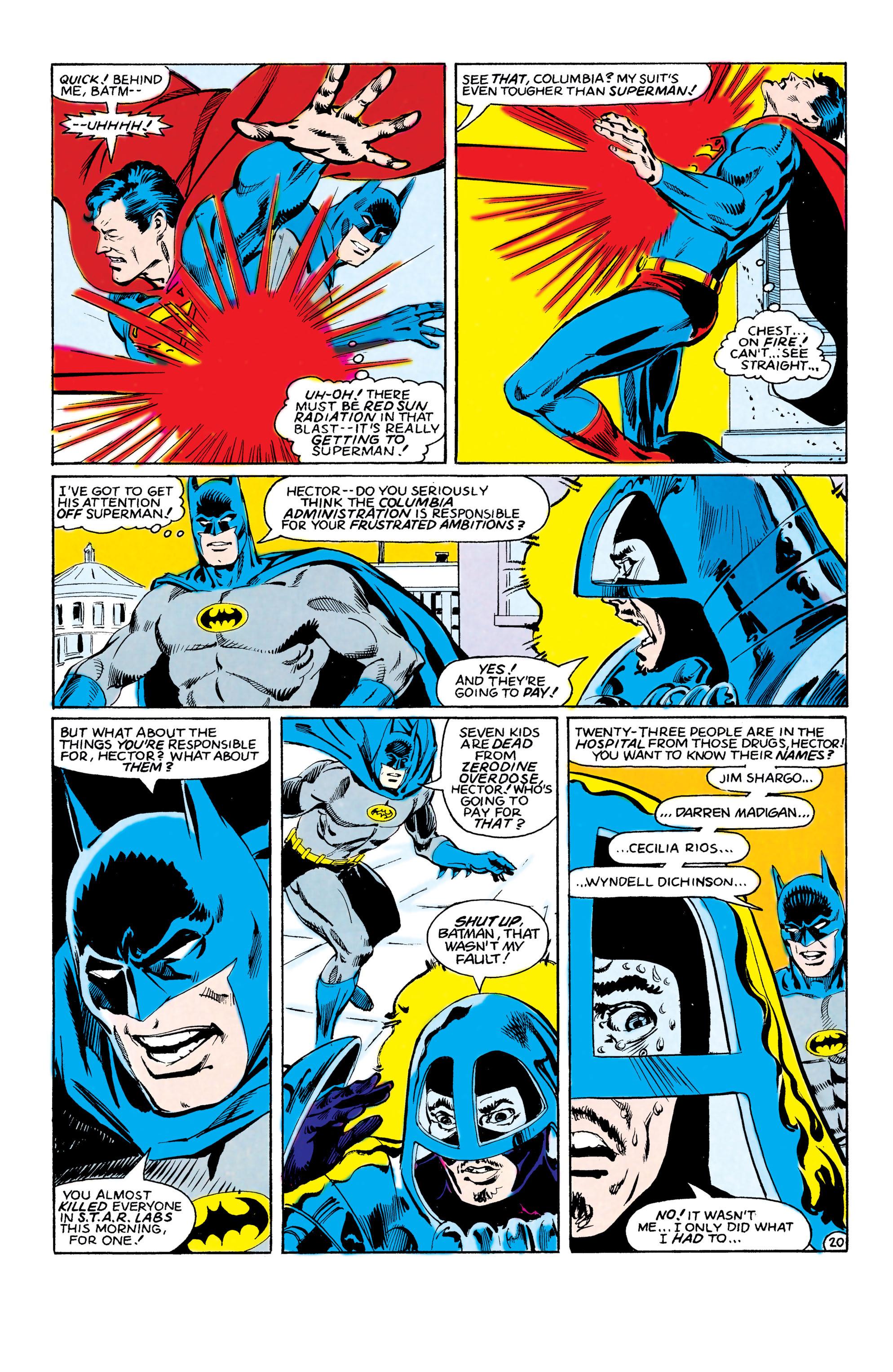 Read online World's Finest Comics comic -  Issue #308 - 21