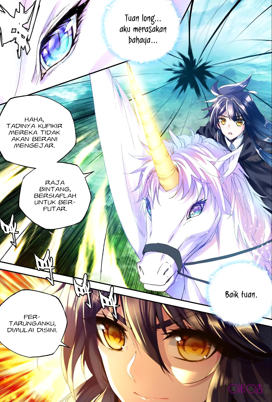 Komik shen yin wang zuo 152 - chapter 152 153 Indonesia shen yin wang zuo 152 - chapter 152 Terbaru 9|Baca Manga Komik Indonesia