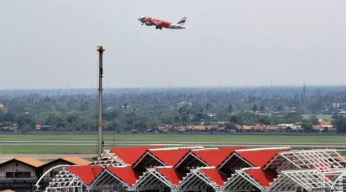 AirAsia Mengisi Terminal 3 Bandara Soetta