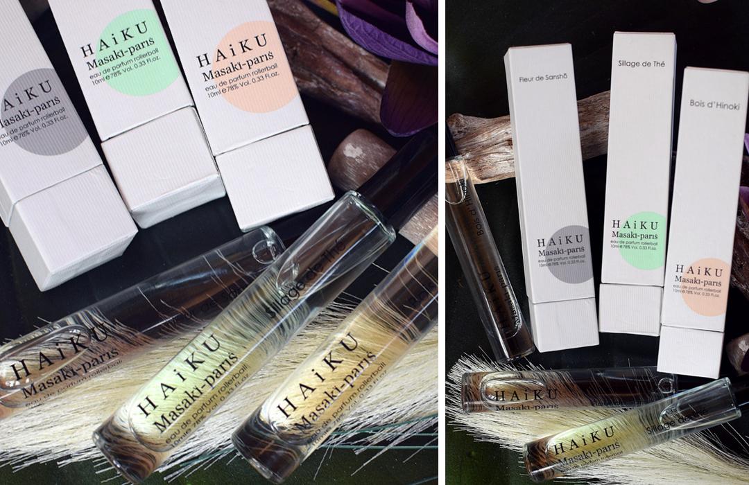 wie gut riechen die Masaki Matsushima Haiku Parfums