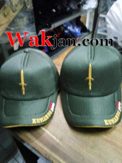 Bebrapa contoh topi yang kami produksi  ac6413fc1a