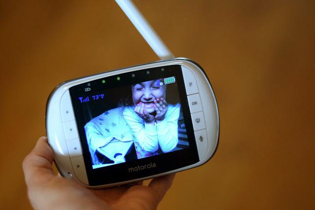 Motorola video baby monitor  #MotorolaBabyMonitor