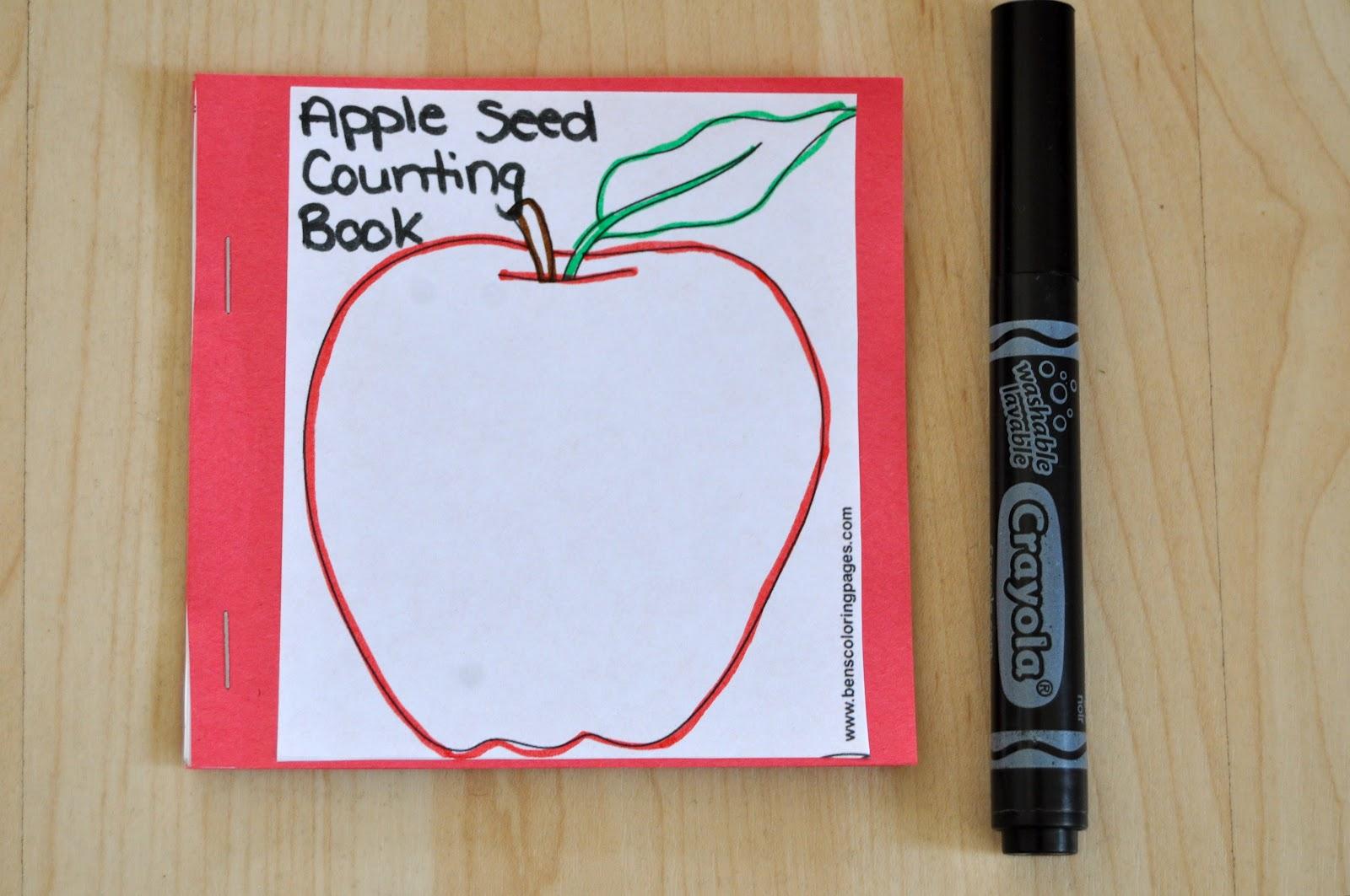Sorting Sprinkles Apple Week For Preschoolers