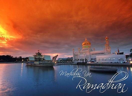 Jadwal puasa Ramadhan 2014 di berbagai kota di Indonesia