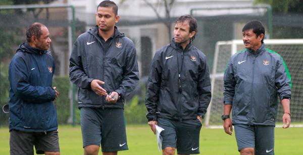 Ada Tiga Nama Baru, Luis Milla Panggil 26 Pemain Timnas Indonesia U-22 untuk TC