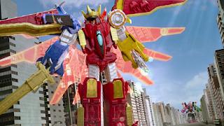 Kaito Sentai Lupinranger Vs Keisatsu Sentai Patranger en Film Subtitle Indonesia