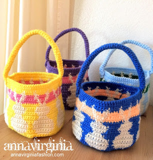 Easter Baskets - AnnaVirginia Fashion