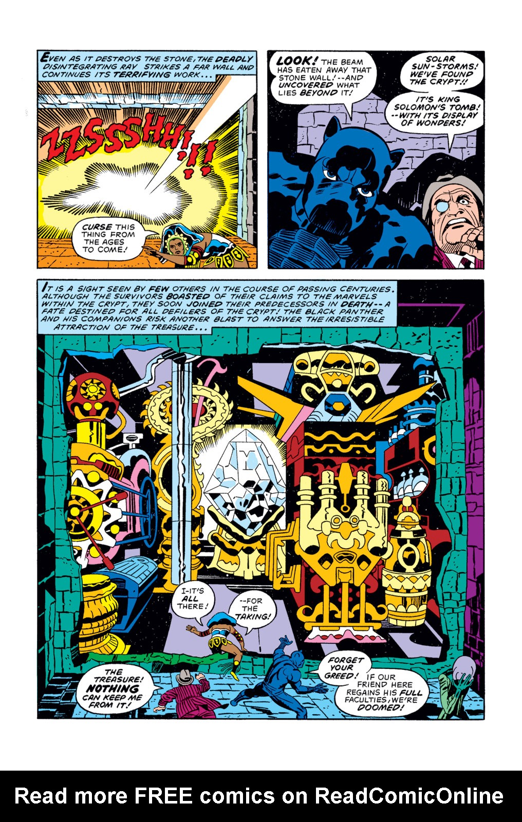 Black Panther (1977) issue 3 - Page 16