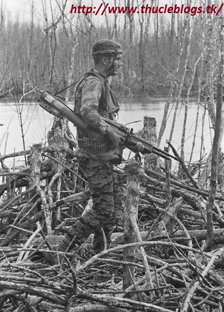 Điều chưa biết về lực lượng đặc nhiệm thuốc quân đội Mỹ( SEAL) và chiến tranh Việt Nam