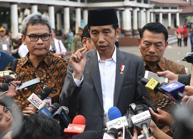 Tidak Tanda Tangani UU MD3, Presiden Jokowi Persilakan Masyarakat Uji Materi ke MK
