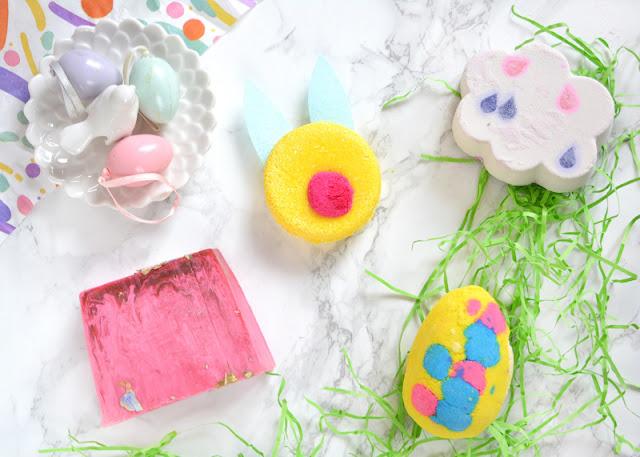 Lush Easter 2018