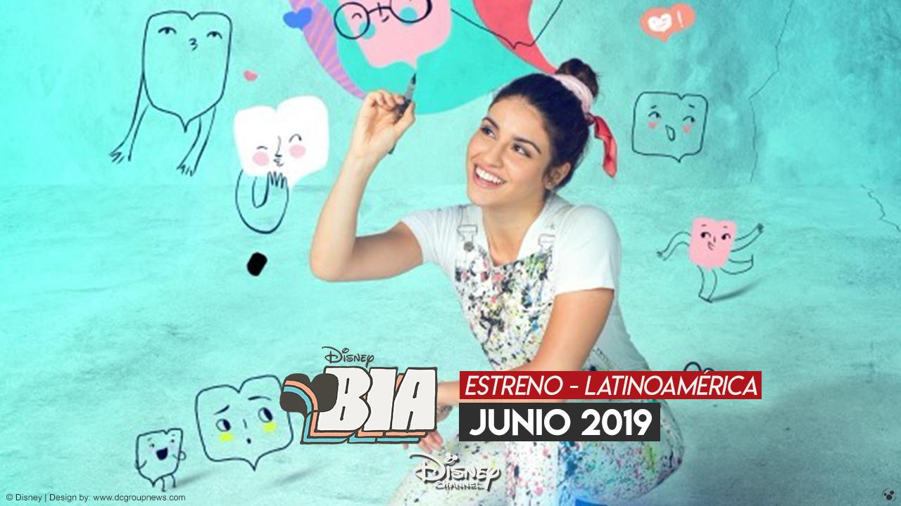 Checa la nueva serie de Disney: Disney Bia - Portal MX