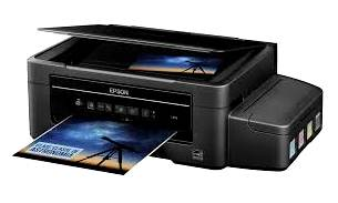 Printer Epson Ecotank L-375 Driver Download