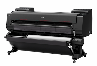 New Canon Large-Format imagePROGRAF PRO-6000 Inkjet Printer