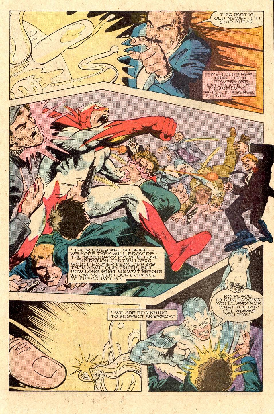 Read online Secret Origins (1986) comic -  Issue #43 - 14
