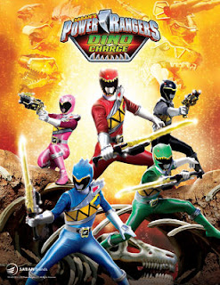 Power Rangers Dino Charge Episode 01-20 [END] MP4 Subtitle Indonesia