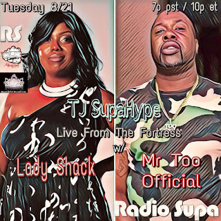 Lady Shack And Mr Too Official Talk Success Of QC DJ's Tour With Radio Supa Tonight