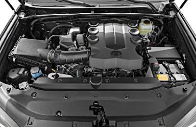 Toyota 4runner trd pro 2017 Concept