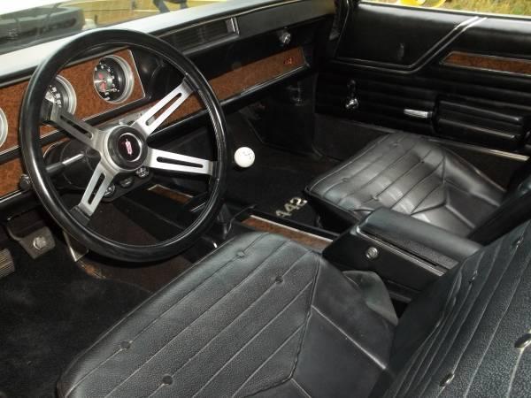 American Muscle Car, 1970 Olds Cutlass S   Auto Restorationice