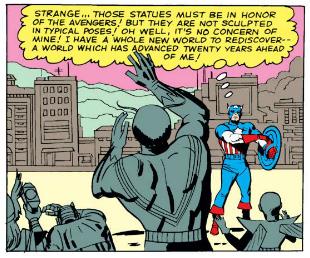 Blueprints for Delinquency: Avengerous Tales 1 2 - Avengers