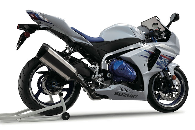Suzuki Ultra-exclusive GSX-R1000ZSE motorcycle