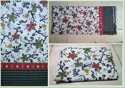 Grosir Kain batik di Prabumulih harga murah