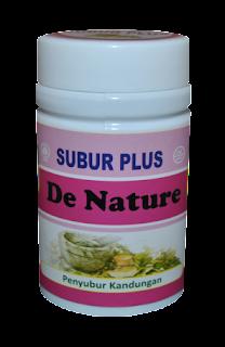 Obat Herbal Subur Plus De Nature Indonesia