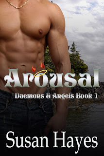 Arousal by Susan Hayes
