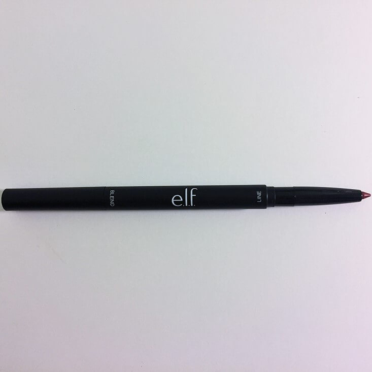 e.l.f. Lip Liner & Blending Brush Wine