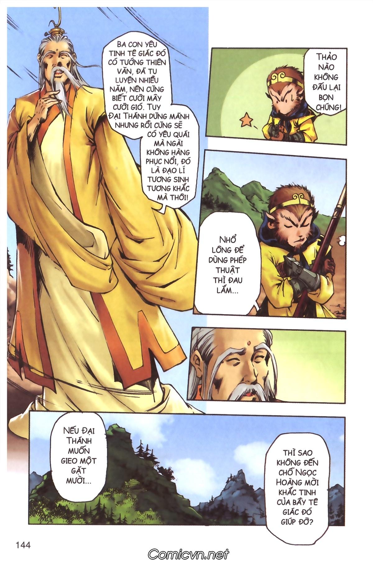 Tây Du Ký màu - Chapter 128 - Pic 3
