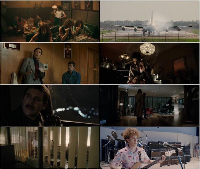 Bohemian Rhapsody 2018 Dual Audio 720 HDRip