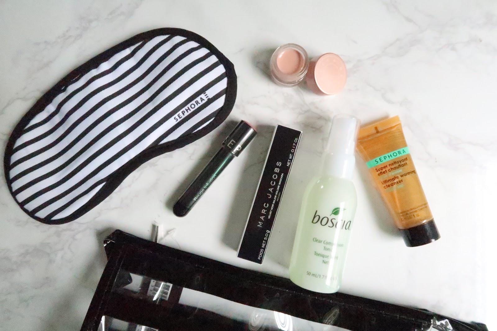 Sephora Waterproof Makeup Pouch