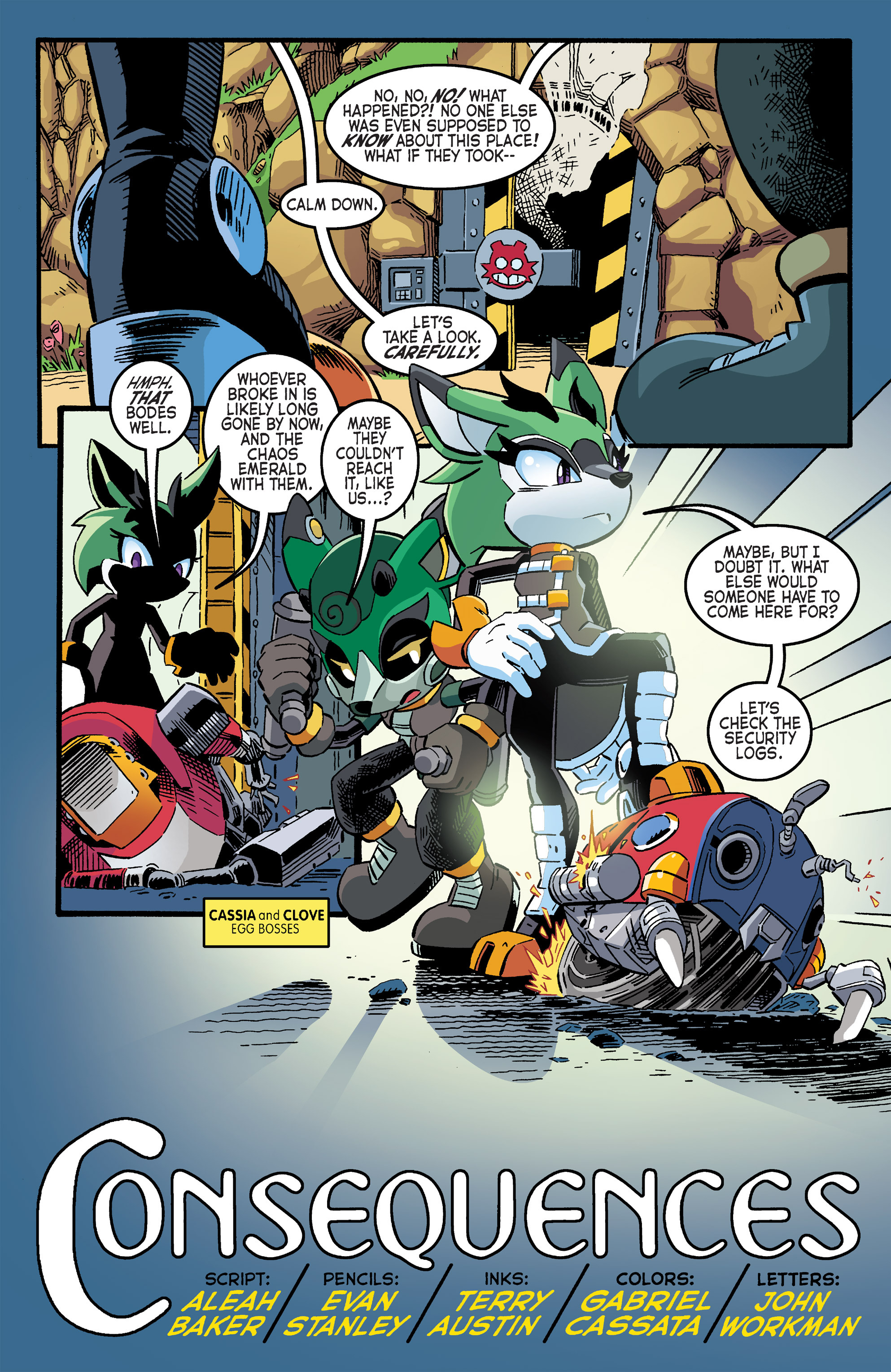 Read online Sonic The Hedgehog comic -  Issue #263 - 18